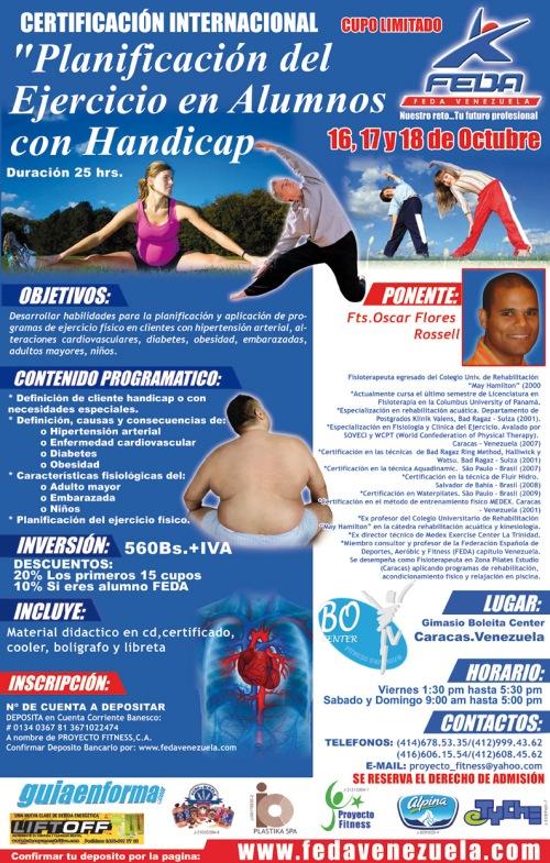 Afiche-HANDICAPs 2009